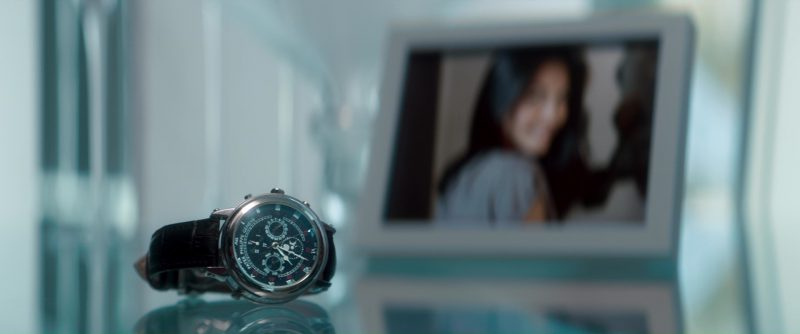 Patek Philippe Watch Worn by Ryan Reynolds in The Hitman's Bodyguard (2017) Movie Product Placement