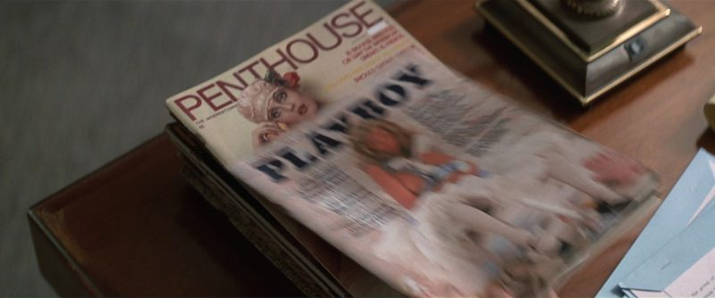 Playboy And Penthouse Magazines in The People vs. Larry Flynt (1996) - Movie Product Placement