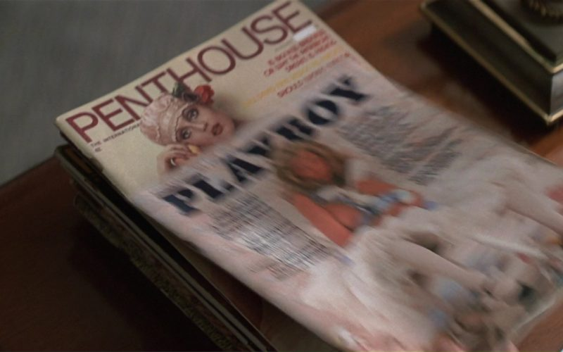 Playboy And Penthouse Magazines in The People vs. Larry Flynt (1996)