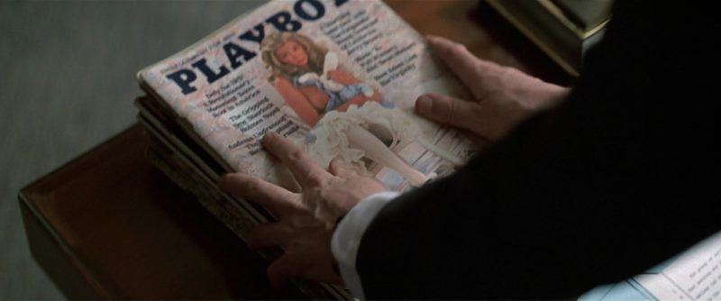 Playboy Magazines in The People vs. Larry Flynt (1996) Movie Product Placement