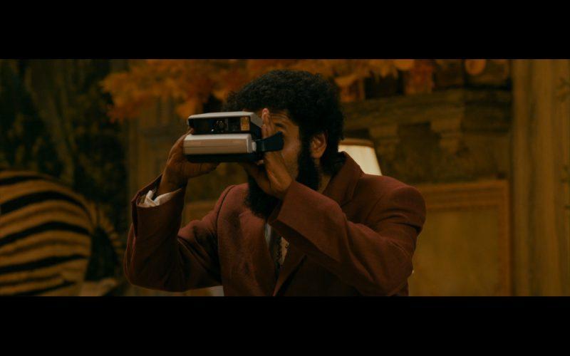 Polaroid Photo Camera – The Dictator (2012)