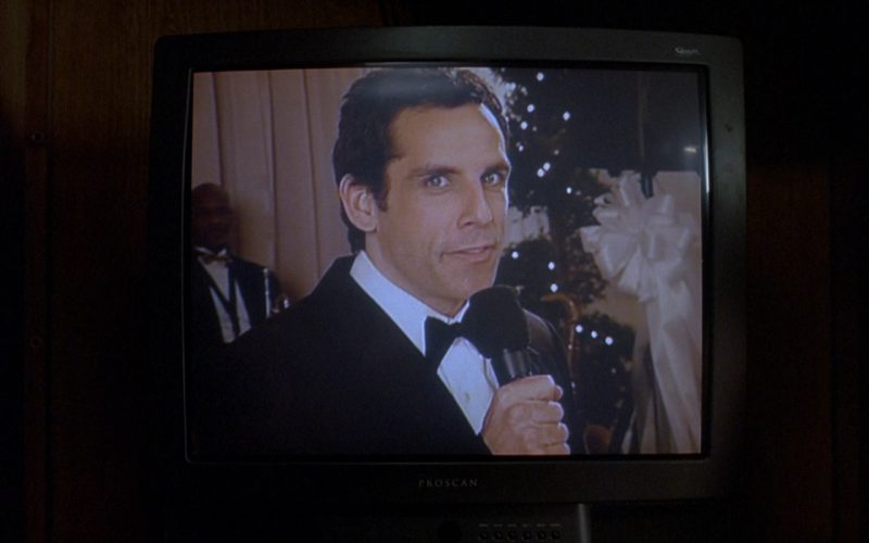 Proscan TV - Along Came Polly (2004) - Movie Product Placement