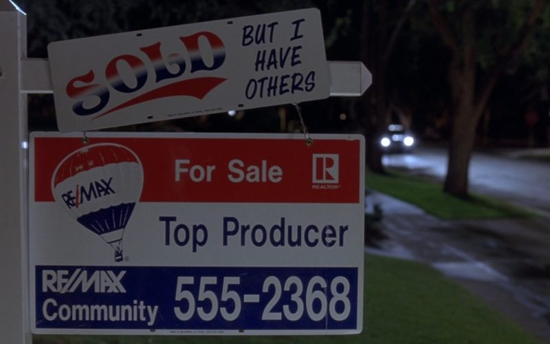 REMAX Real estate company – Along Came Polly (2004)