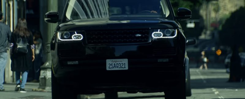 Range Rover Vogue in Dusk Till Dawn by ZAYN ft. Sia (2017) Official Music Video Product Placement