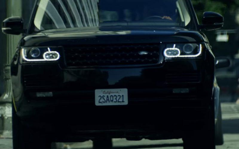 Range Rover Vogue in Dusk Till Dawn by ZAYN ft. Sia (2017)
