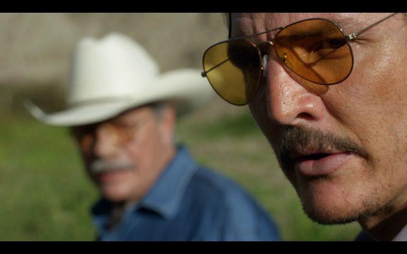 Ray-Ban Aviator Sunglasses – Narcos (1)