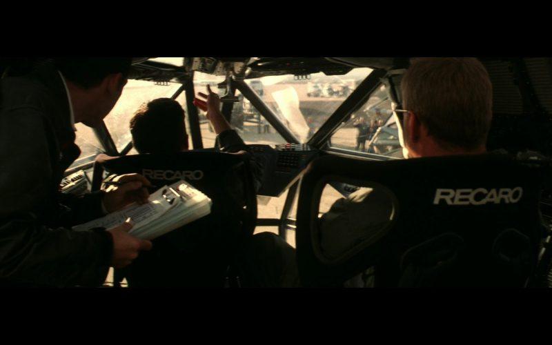Recaro Seats in Armageddon (1)