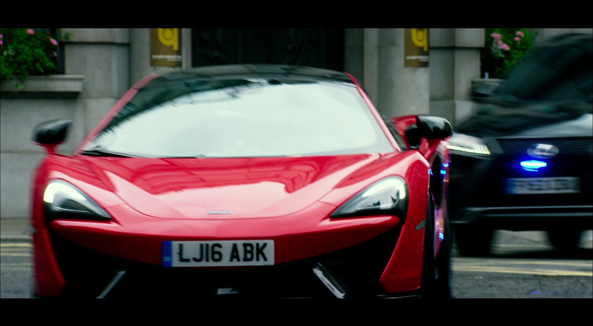 Exotic Car Brands >> Red McLaren 570S Car in Transformers 5: The Last Knight ...