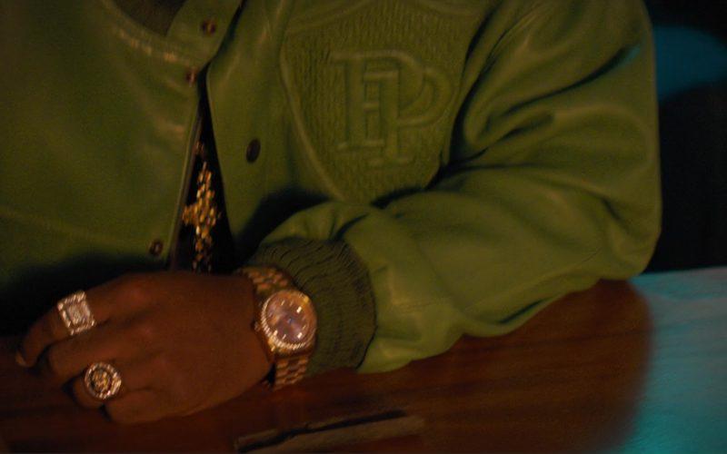 Rolex Watch Worn by Demetrius Shipp Jr. in All Eyez on Me (3)