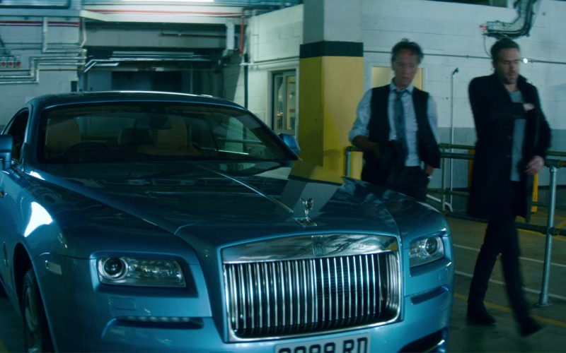 Rolls-Royce Wraith in The Hitman's Bodyguard (1)