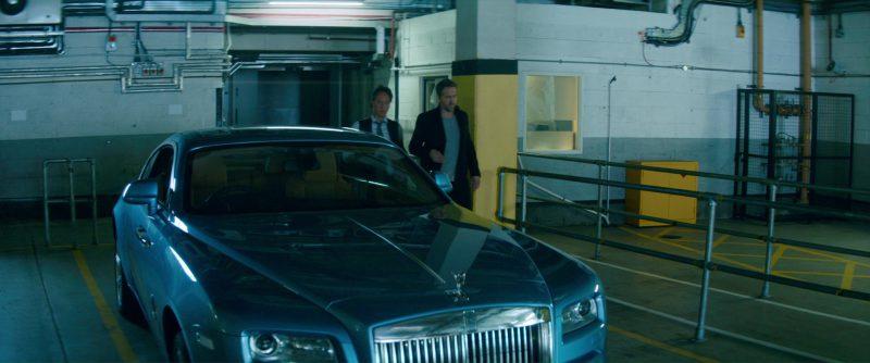 Rolls-Royce Wraith in The Hitman's Bodyguard (2017) Movie