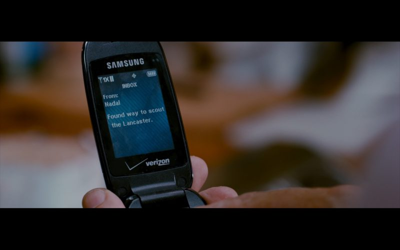 Samsung and Verizon – The Dictator (2012) - Movie Product Placement