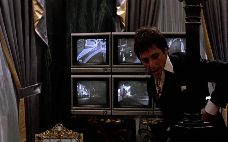 Sanyo TV-Monitors – Scarface (16)