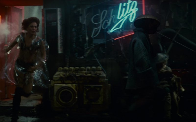 Schlitz Neon Sign in Blade Runner (1)