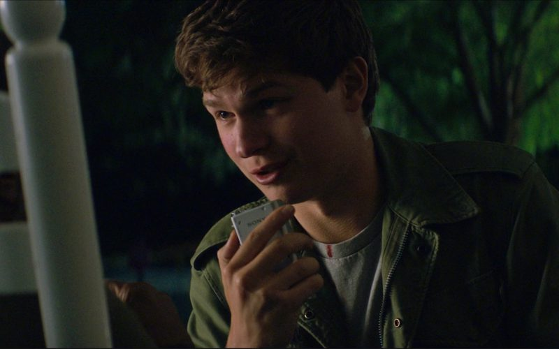Sony Dictaphone Used by Ansel Elgort in Baby Driver (1)