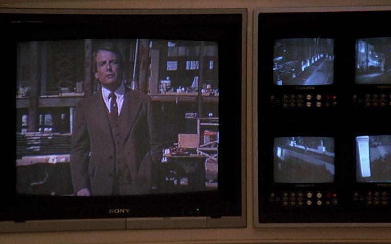 Sony TV and Videotek Monitors – Scarface (1)
