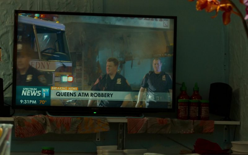 Sony TV in Spider-Man Homecoming (1)