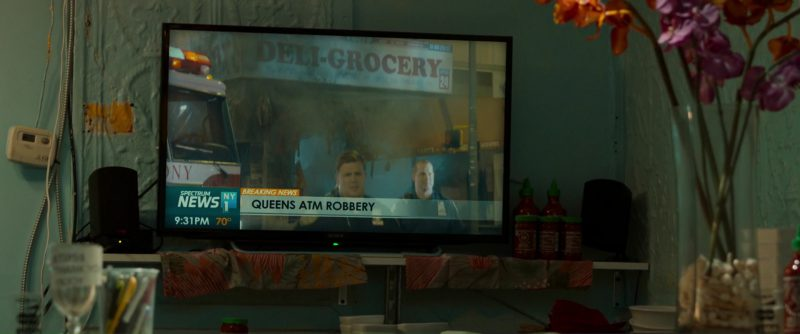 Sony TV in Spider-Man: Homecoming (2017) Movie
