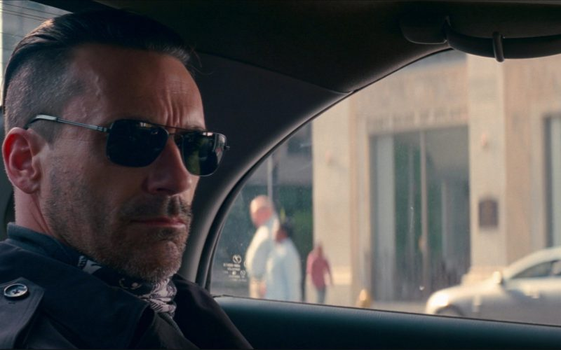 d232e91a09 Tavat Chinook I Sunglasses Worn by Jon Hamm in Baby Driver (2017)