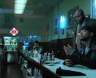 Tecate Beer Drunk by Will Smith and Chi McBride in I, Robot (2)