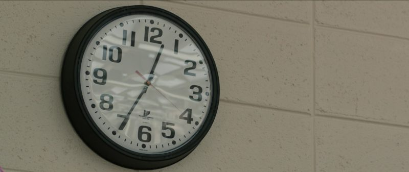 The Chicago Lighthouse Wall Clocks in Spider-Man: Homecoming (2017) - Movie Product Placement