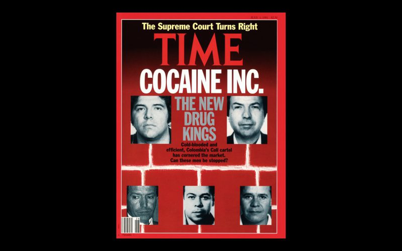 Time Magazine – Narcos