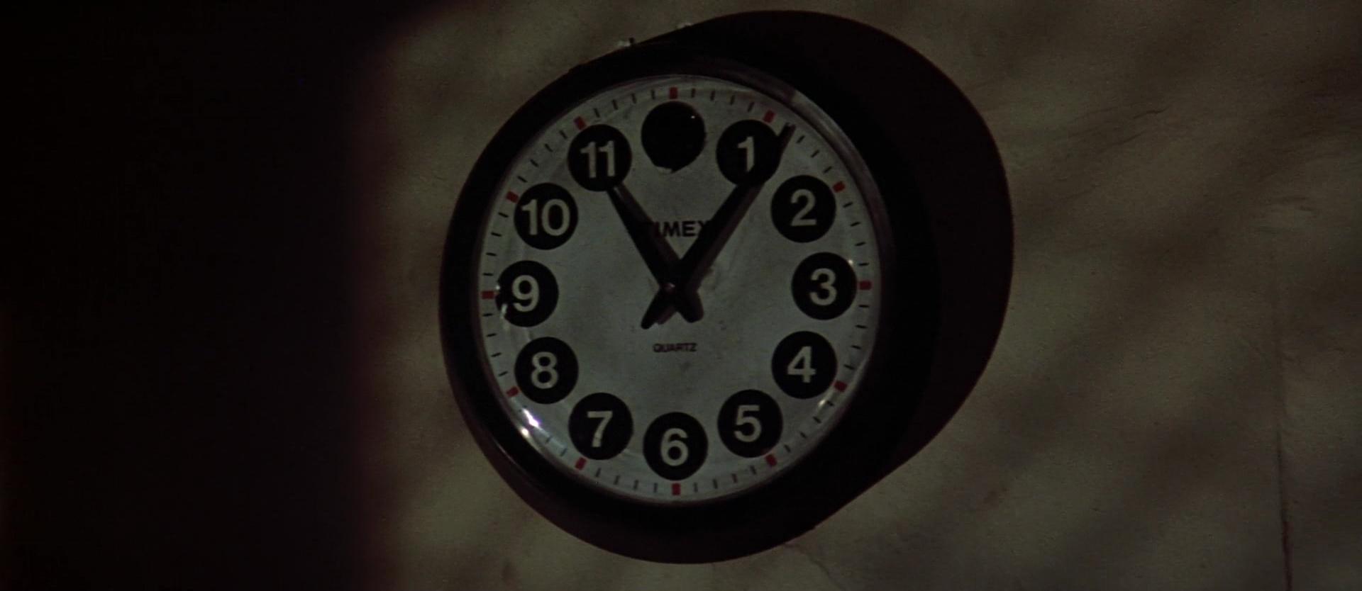 Timex Wall Clock Scarface 1983 Movie