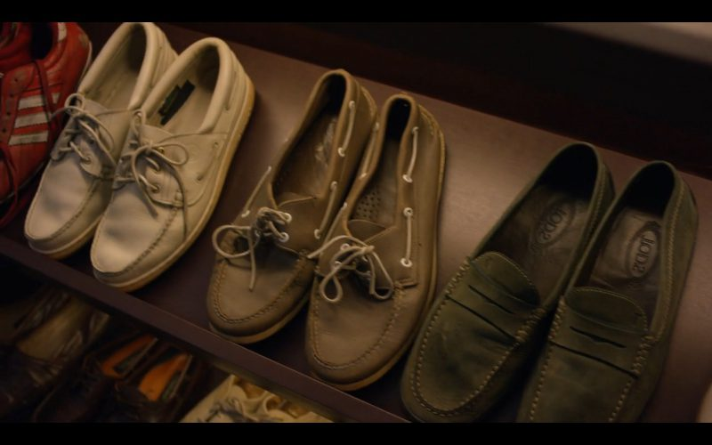 Tod's Men's Shoes - Narcos TV Show Product Placement