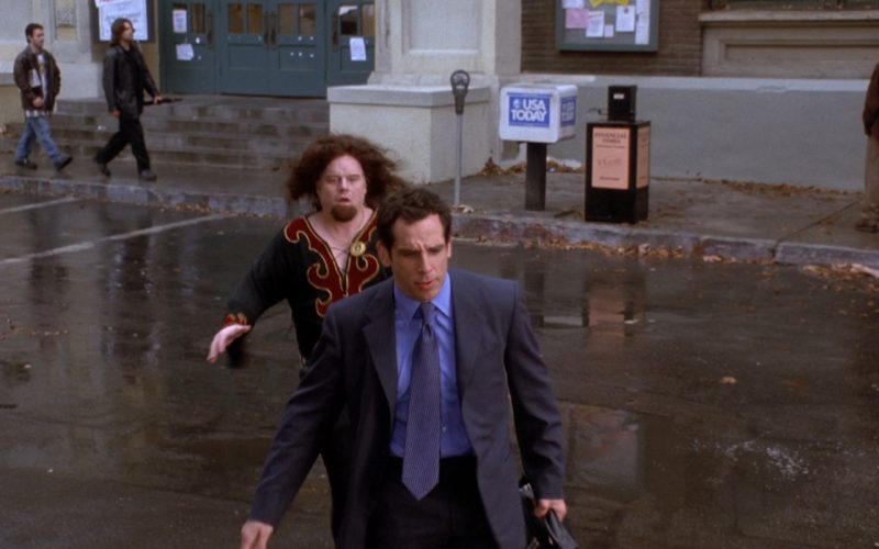 USA Today - Along Came Polly (2004) - Movie Product Placement