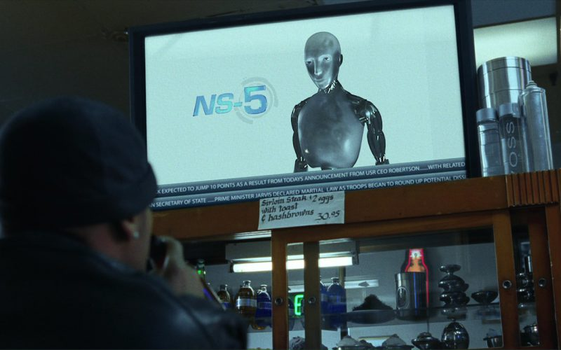 VOSS Water in I, Robot (2004)
