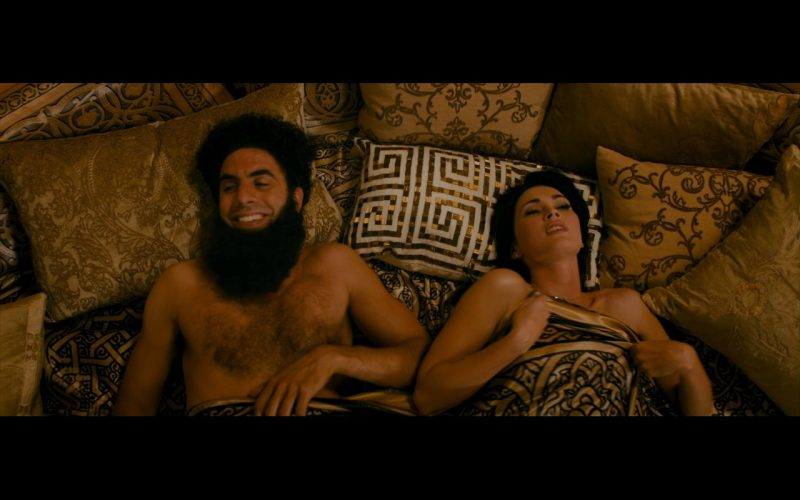 Versace Pillows and Linens – The Dictator (1)