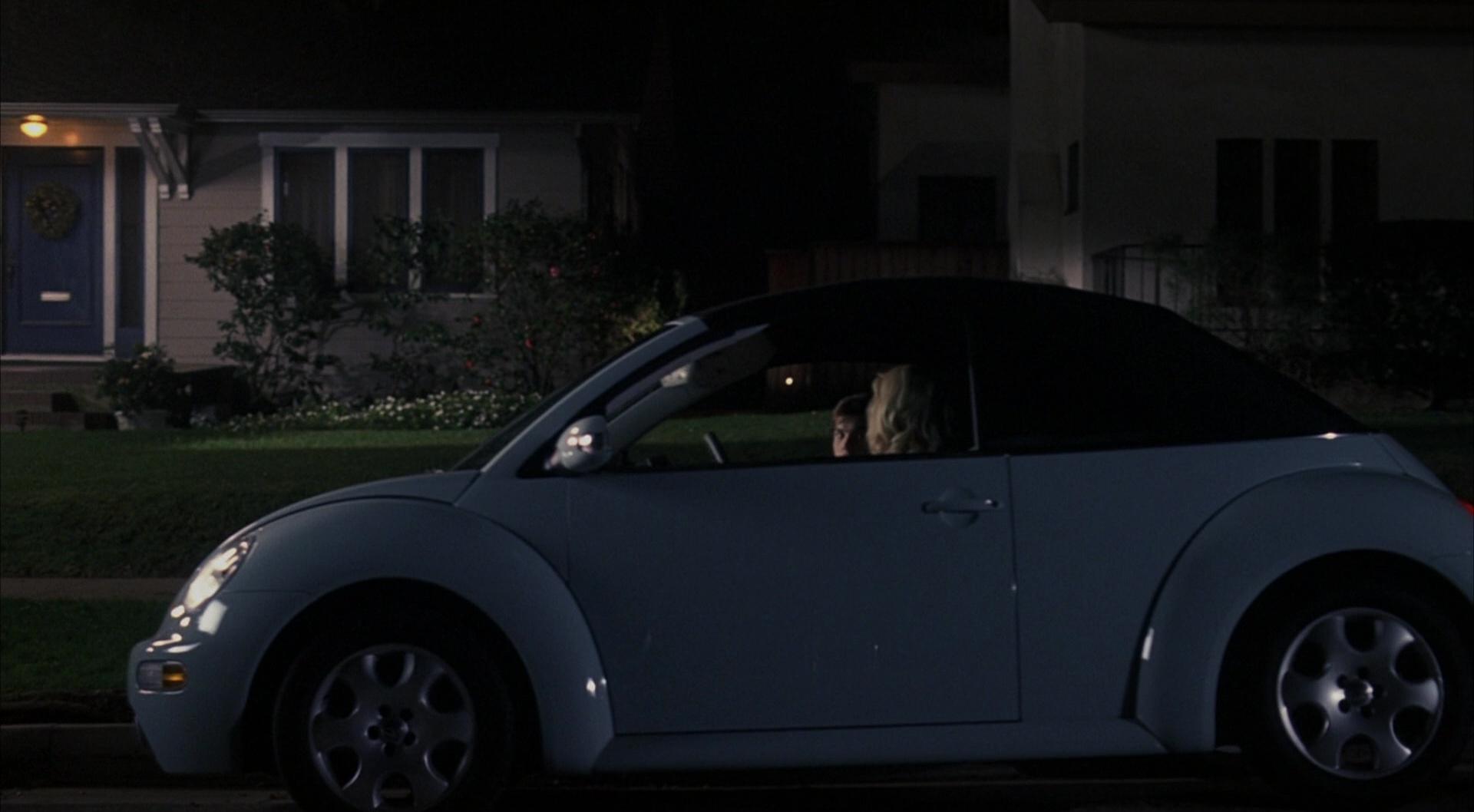 Volkswagen Beetle Cabriolet Car The Girl Next Door 2004