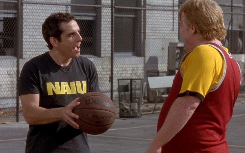 Wilson Basketball (Ball) – Along Came Polly (2004)