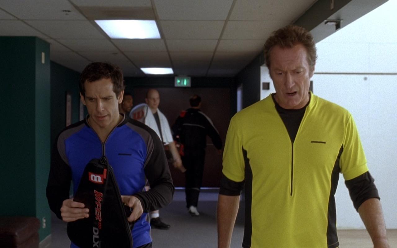 Wilson Squash Racquet Along Came Polly 2004