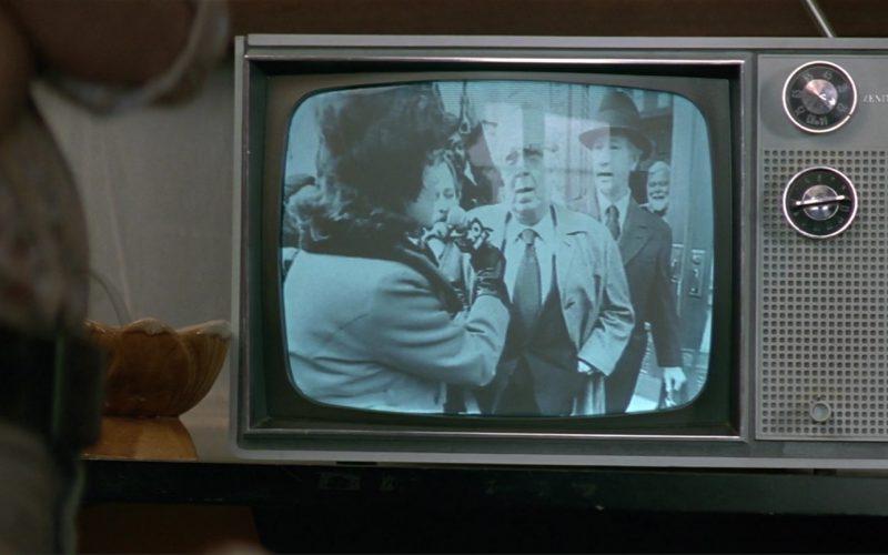 Zenith TV in The People vs. Larry Flynt