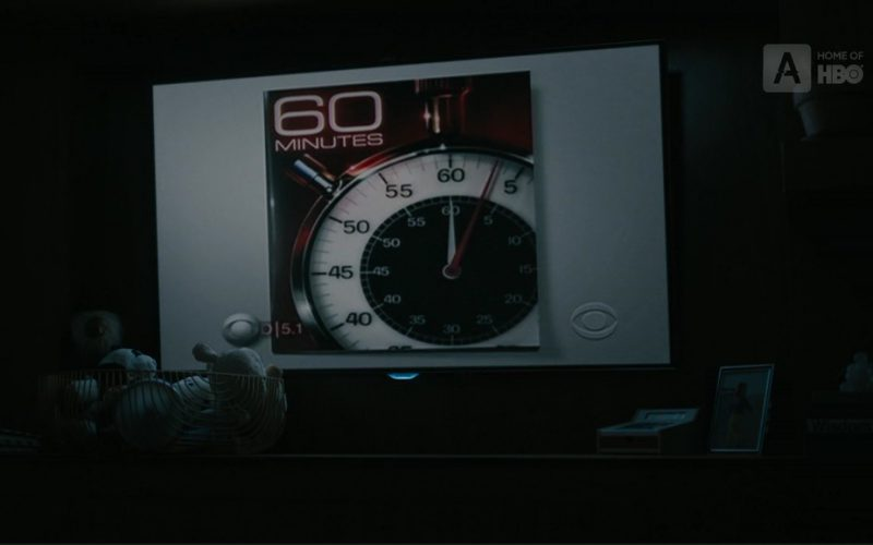 60 Minutes TV Show in The Wizard of Lies