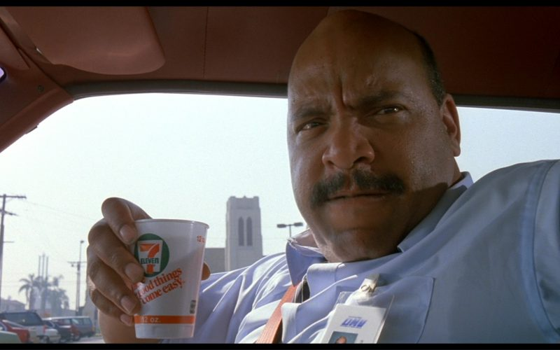 7-Eleven Coffee in License to Drive (2)