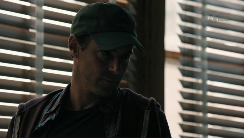 Adidas Cap Worn by Alessandro Nivola (Mark Madoff) in The Wizard of Lies (2017) Movie Product Placement