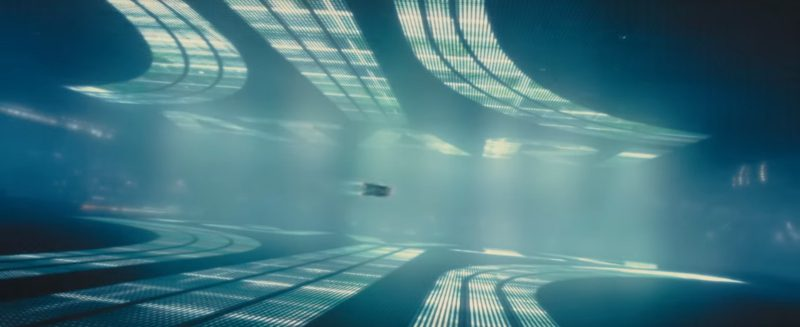 Atari in Blade Runner 2049 (2017) Movie Product Placement