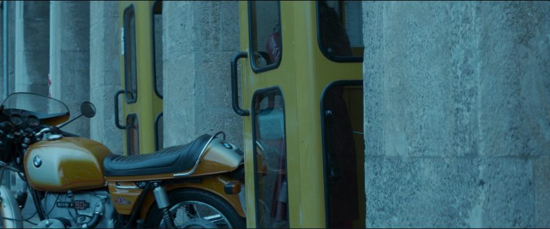 BMW R90S Motorcycle Used by Sofia Boutella in Atomic Blonde (2017) Movie Product Placement