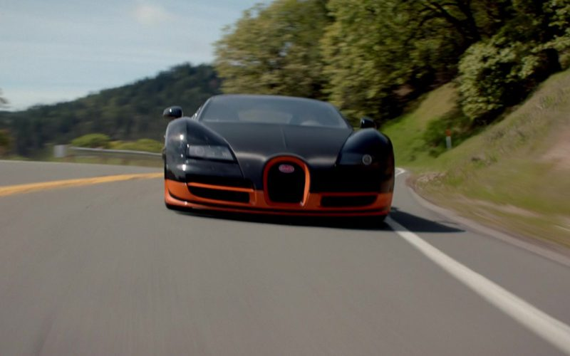 Bugatti Veyron SS Sports Car in NEED FOR SPEED (2)