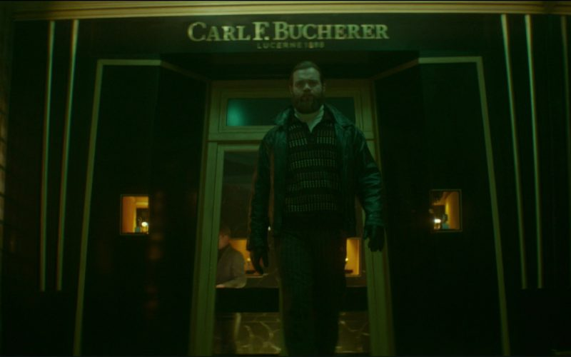 Carl F. Bucherer Watch Sign (Store) in Atomic Blonde (3)