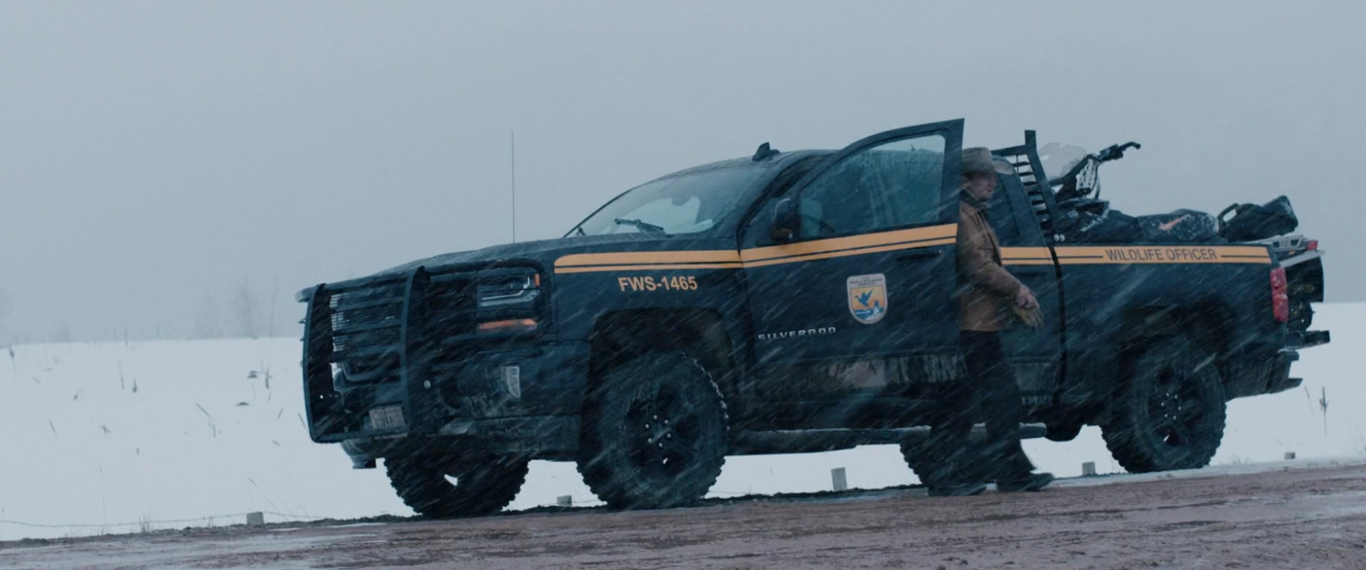Chevrolet Silverado Pickup Truck In Wind River 2017