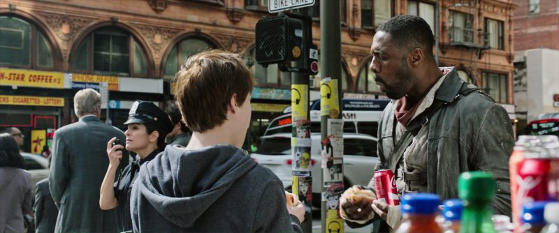 Coca-Cola in The Dark Tower (2017) Movie Product Placement