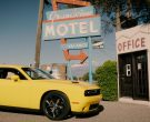 Dodge Challenger (Yellow) Car in Meant to Be by Bebe Rexha feat. Florida Georgia Line (2017) 5