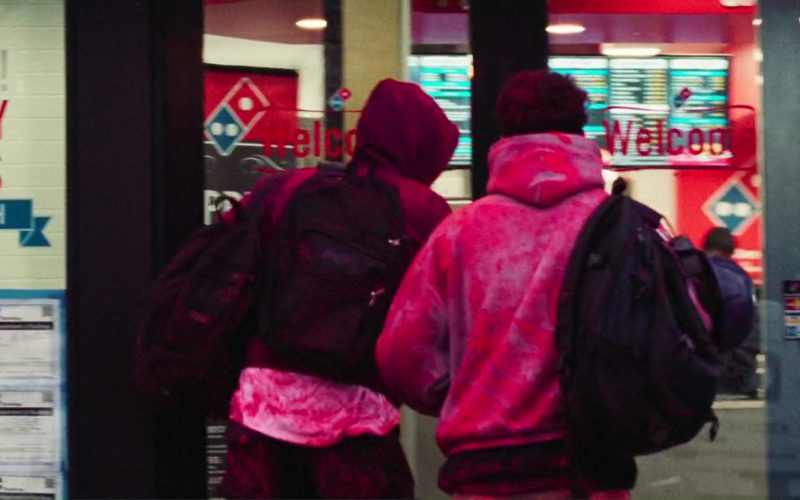 Domino's Pizza In Good Time (1)