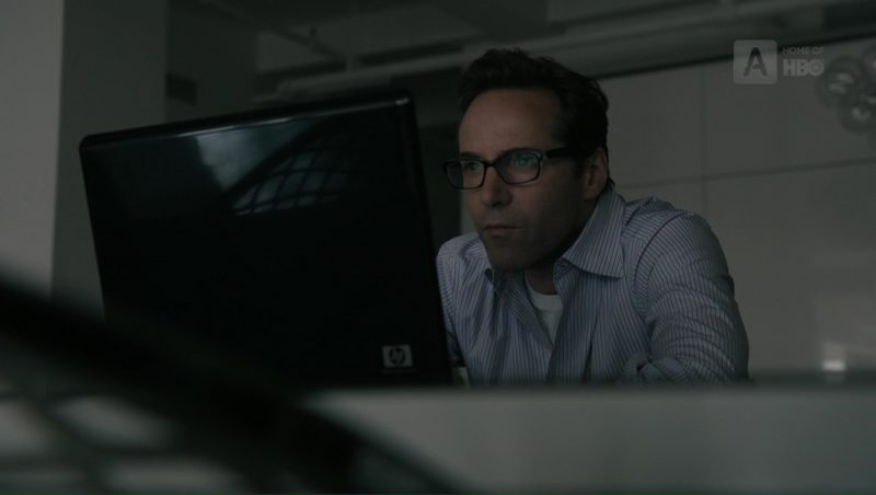 HP Notebook In The Wizard of Lies (2017) - Movie Product Placement