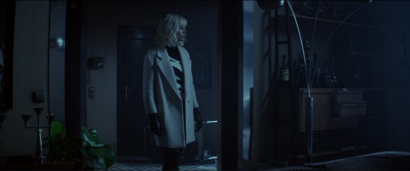 Jägermeister, Jack Daniel's and Jameson Whiskey in Atomic Blonde (2017) Movie Product Placement