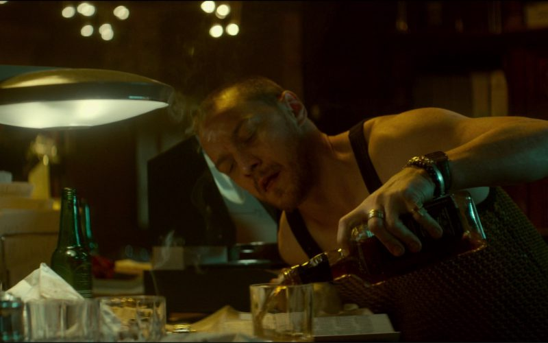 Jack Daniel's Whiskey And Heineken Beer in Atomic Blonde (1)