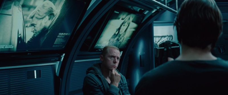 LG TVs in Mission: Impossible - Ghost Protocol (2011) - Movie Product Placement